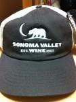 Sonoma Valley Wine Hats