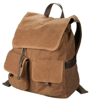 Blank Rucksack Ready for Your Logo