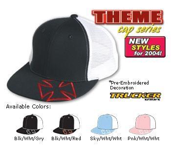 Custom baseball hats,caps Australia embroidered with customised logo.
