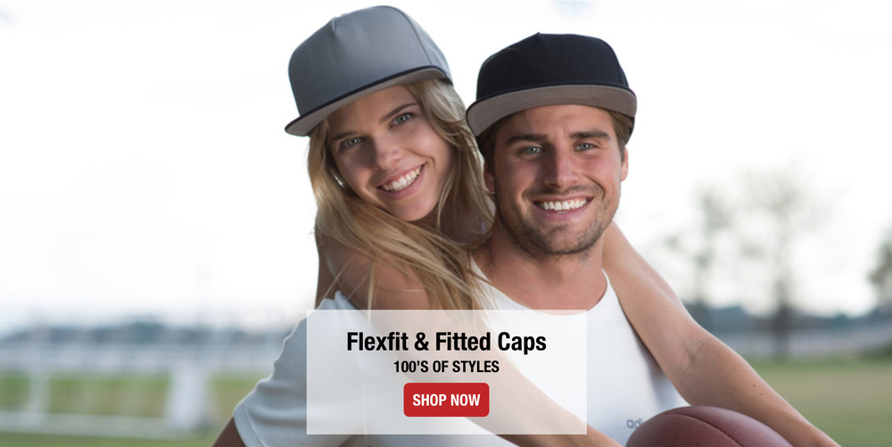 Flexfit and Fitted Caps
