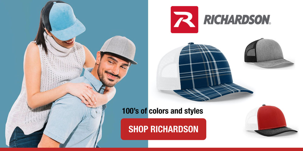 Richardson cap styles for men and woman