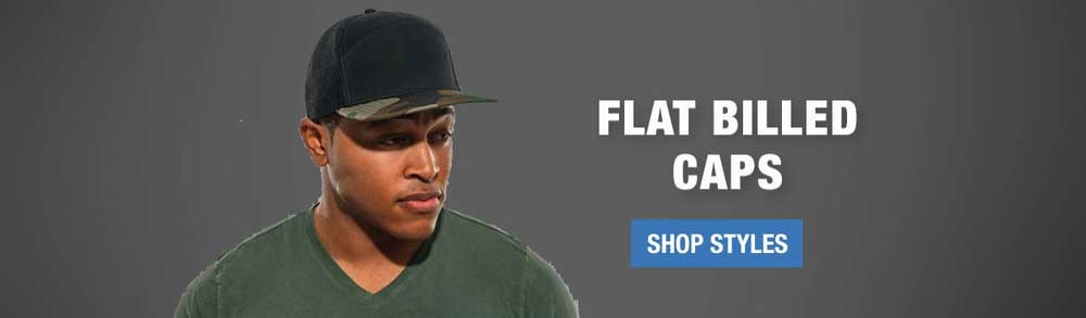 Flat Billed Caps image