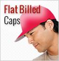 Flat Billed Caps : Custom, Blank and Wholesale Caps