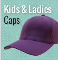 Kids & Ladies Caps
