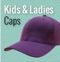 Kids & Ladies Caps