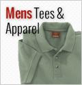 Men's Shirts and Apparel