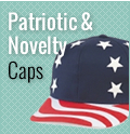 Patriotic & Novelty Caps