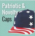 Patriotic & Novelty Caps