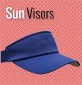 Sun Visors  : Custom, Blank and Wholesale Caps