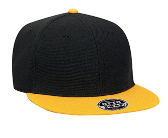 2fbdd2ad2 Otto Wholesale caps   Wool Blend Flat Visor Pro Style Snapback
