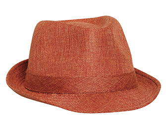 Otto Wholesale caps | Linen Fedora Hats