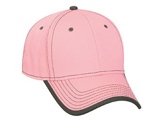 Otto Caps: Wholesale Cotton Twill Low Profile Pro Style Cap - CapWholesalers.com