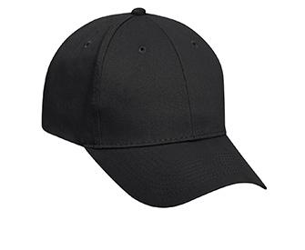 Otto Caps: Wholesale Brushed Cotton Low Profile Cap   Wholesale Caps & Hats
