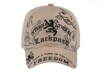 Otto International Lackpard Freedom | Themed & Decorated Caps
