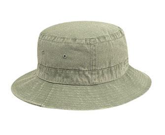 d8fd4ea02b4 Otto Kids Washed Bucket Hat