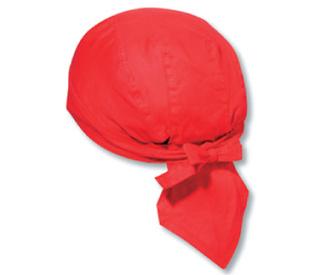 OTTO Cotton Poplin Biker Head Wrap
