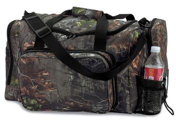 Superflauge Game Camo Hunting Bag  | Reusable Custom Totes