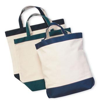 12 oz. Custom Cotton Canvas Tote Bag  | Reusable Custom Totes