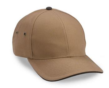 Cobra Caps: Wholesale Water Resistant Canvas Cap. Wholesale Baseball Caps & Hats
