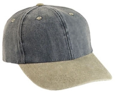 Find Your Wholesale Cobra 6-Panel Mid-Profile Washed Cotton Twill Cap With Us