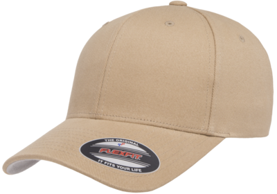 Flexfit: Yupoong Flexfit Brushed Structured Cap   Wholesale Blank Caps & Hats
