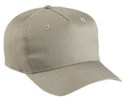 Cobra 5-Panel Low Profile Twill Hat | Wholesale Blank Caps & Hats | CapWholesalers