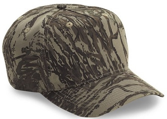 Cobra-5 Panel Low Profile Camouflage | Wholesale Caps & Hats From Cap Wholesalers