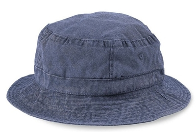 Cobra-Stone Washed Cotton Twill Bucket Hat 9b33f987dab