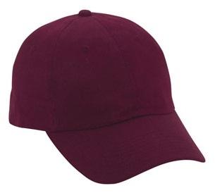 Cobra 6-Panel Relaxed Cotton w/ Velcro | Wholesale Blank Caps & Hats | CapWholesalers