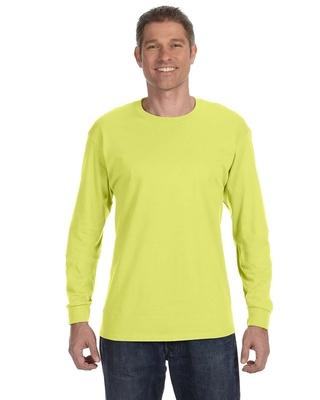 Jerzees 5.6 oz 50/50 Long-Sleeve Tee | Customized  Mens Long Sleeve Tee