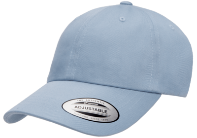 Yupoong: Wholesale Yupoong Brand Cotton Twill 6-Panel Dad's Hat -CapWholesalers