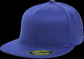 Yupoong Brand Flat Bill 210 Fitted Pro Baseball On-Field Shape a523c5068cc