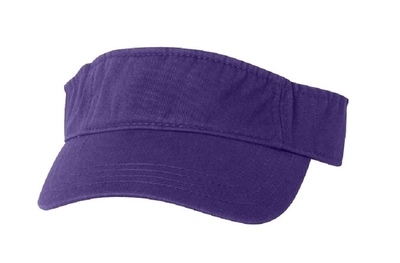 Sportsman Valucap Visor | Wholesale Blank Caps & Hats | CapWholesalers