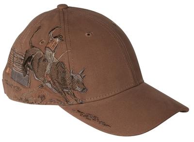 Wildlife Series Bull Rider | Wholesale Caps