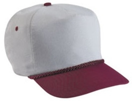 Cobra-5-Panel 100% Polyester | Wholesale Blank Caps & Hats | CapWholesalers