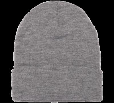 Yupoong Hats: Wholesale Yupoong Heavyweight Knit Cap - Wholesale Caps & Hats