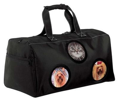 Show-n-Tell Duffle Bag    Reusable Custom Totes