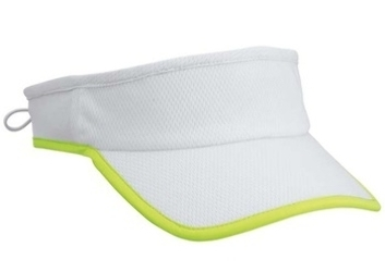 Moisture Wicking Fabric Visor | Moisture Wicking Cool-Off Fabric Visor