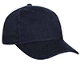 Otto Caps: Wholesale Brushed Bull Denim Cap | Wholesale Blank Caps & Hats