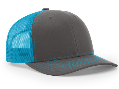 6933b991 Richardson 112 Trucker Twill Mesh Snapback Cap | Wholesale Blank ...