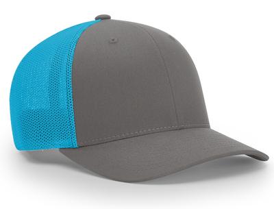 Richardson 110 Flexfit Mesh Back Cap | Wholesale Blank Caps & Hats | CapWholesalers