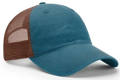 1a4696417e2 Richardson Garment Washed Trucker Mesh | Wholesale Blank Caps & Hats ...