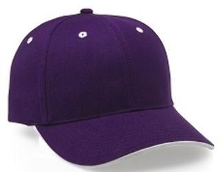 Richardson Caps: Sport Casual Sandwich | Wholesale Blank Caps & Hats