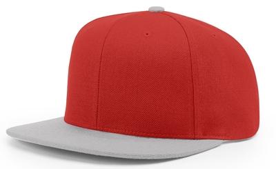 9aaddc9c6 Richardson Flat Bill Snap Back | Wholesale Caps & Hats