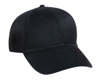 Otto Cotton Twill Low Profile Caps & Hats | CapWholesalers