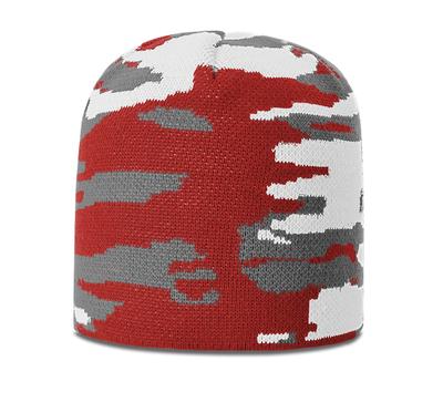 Richardson Caps: Urban Camo Knit Beanie   Wholesale Blank Caps & Hats   CapWholesalers