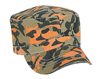 Otto-Camouflage Superior Garment Washed Cotton Twill Military Style | Military Army Style Hats