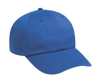 Otto Brushed Cotton Cap | Wholesale Blank Caps & Hats | CapWholesalers