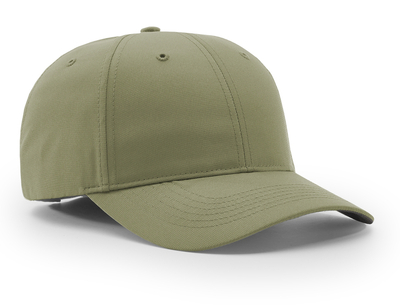 Richardson Hats: 6-Panel Microfiber Twill Fairway Cap | CapWholesalers