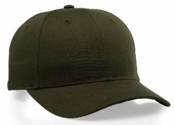 Richardson Hats: Canvas Duck Cloth 6-Panel Cap | Wholesale Blank Caps & Hats